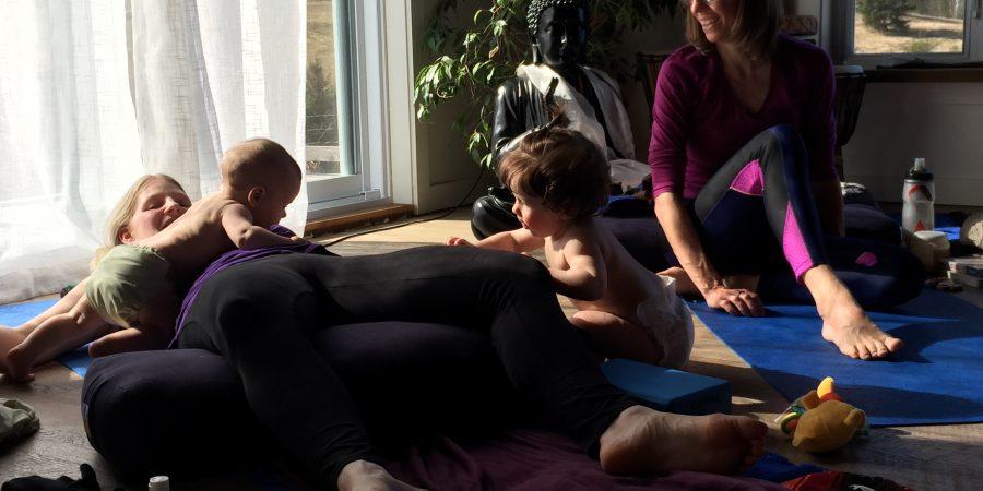 activites maman bebe postnatal événements