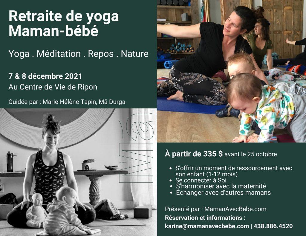 yoga, maman-bebe, activité. yoga avec bebe, meditation maman-bebe